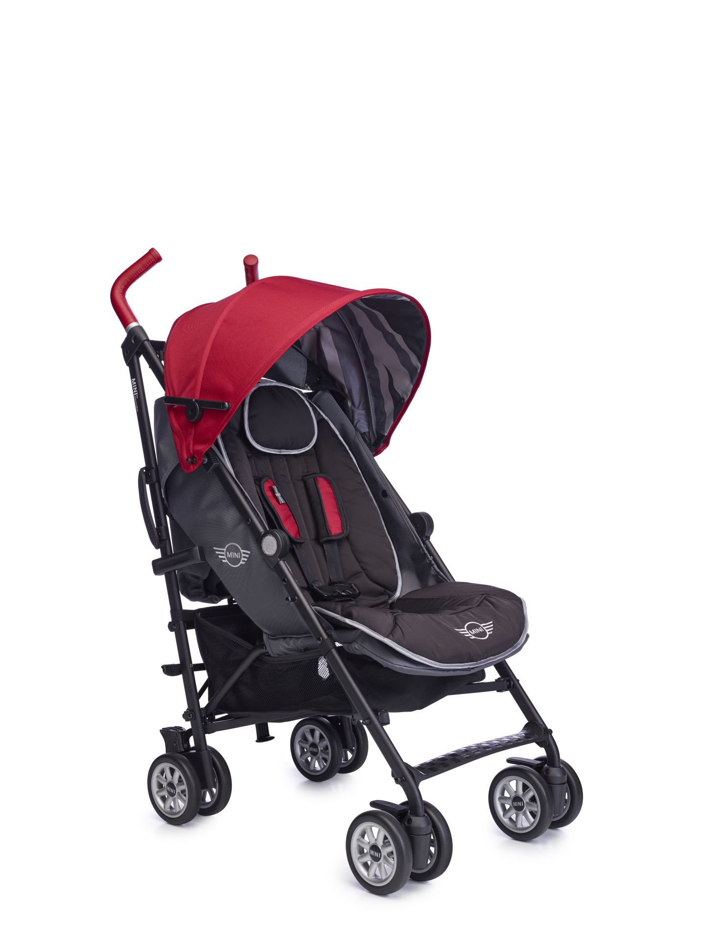 mini by easywalker buggy special edition 2017 union red buy at kidsroom strollers. Black Bedroom Furniture Sets. Home Design Ideas