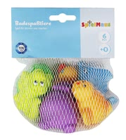 Spielmaus Bathtub Animals -  * These cute animals such as duck, sea lion, hippo and many more are a great alternative to the regular rubber duck.