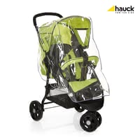 Hauck Rain Cover -  * No matter if it's rainy, stormy or snowy outside – with the Hauck Rain Cover your little one is well-protected whatever the weather!