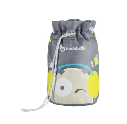 Badabulle Baby Food Warmer for On the Go -  * No matter if you are traveling by car or train or simply strolling through town or along the beach – with Badabulle's baby food warmer for on the go, you can prepare baby's bottle everywhere.