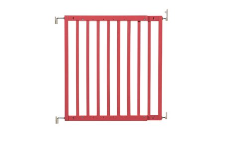 "Badabulle Baby Gate ""Color Pop"" Korallenrot - large image"