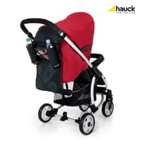 "Hauck Stroller Organiser ""Store Me"" -  * The Hauck Stroller Organiser ""Store Me"" is an ideal companion that helps you keep all the important travel essentials needed when being out and about with your little one easy to reach."