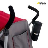 "Hauck Insulating Bottle Bag ""Refresh Me"" -  * The perfect companion for on the go: Due to its double insulation the Hauck Insulating Bottle Bag ""Refresh Me"" keeps the contents of baby's bottle cool or warm for a longer time – even in extreme temperatures."