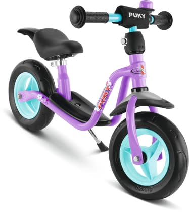 Puky Balance Bike LRM Plus -  * The smallest and most popular balance bike LRM Plus by Puky comes with an amazing new design. Three additional features supply your little one with more fun, comfort and protection.