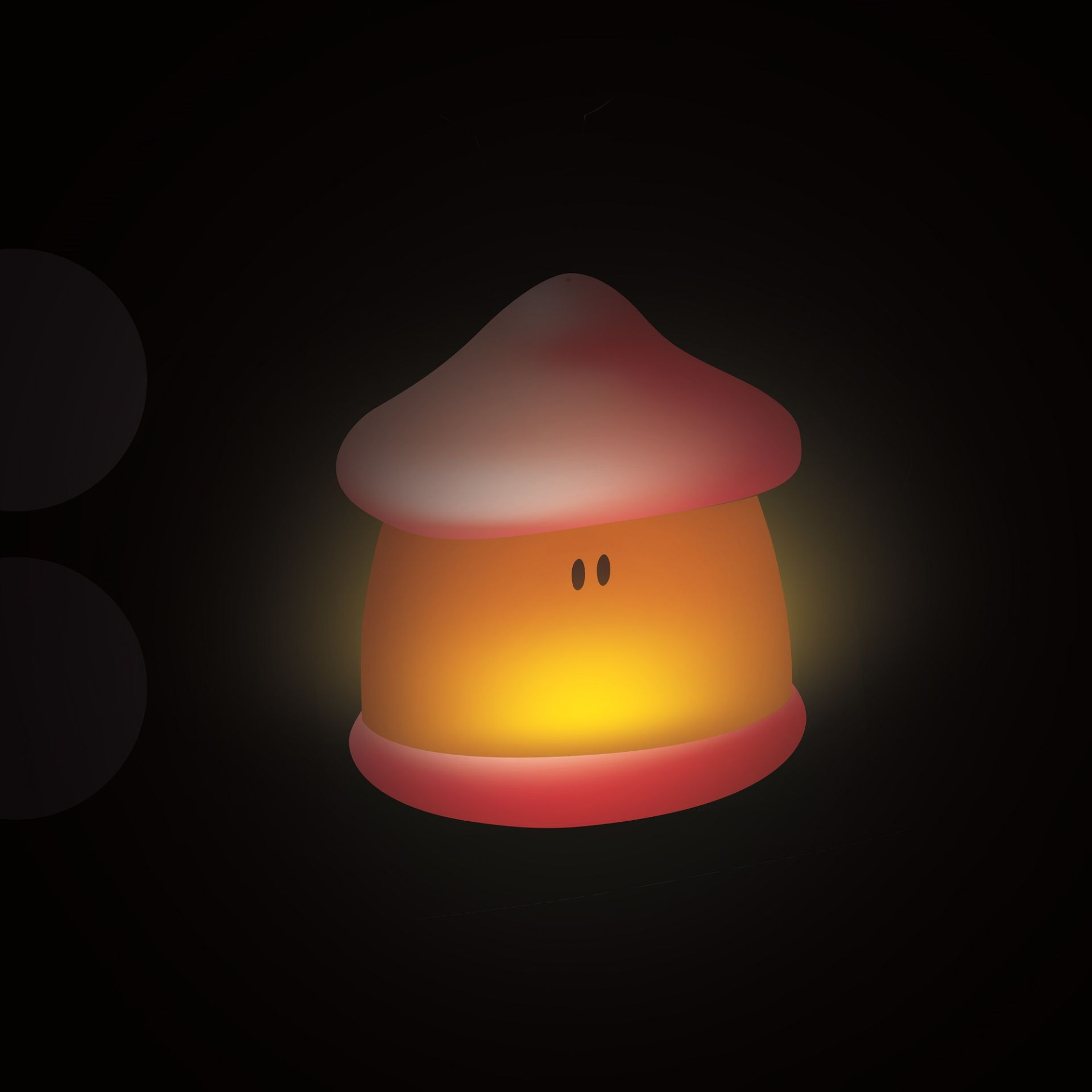 "Béaba Night Light ""Sweety"" koralle - Buy at kidsroom | Toys | Gift Ideas"