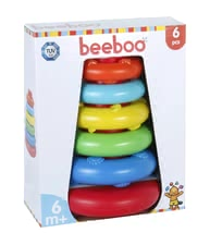 Beeboo Sorting and Stacking Tower 41307331