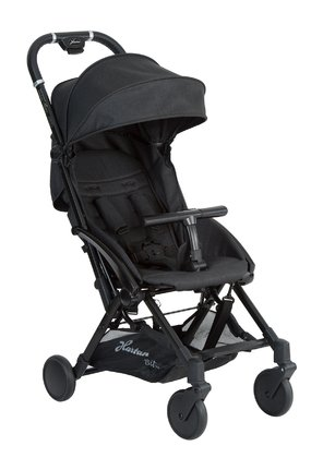 "Xtra-Line by Hartan Buggy Bit -  * German manufacturer Hartan presents the ultra-compact buggy model ""Bit"" under the label ""Xtra-Line"". This lightweight buggy is the ideal companion for the city, on trips or on holiday."