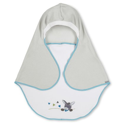 Sterntaler Snuggle Wrap Micro Fleece -  * With Sterntaler's cute snuggle wrap that features a child-appropriate appliqué, you can gently wrap your little one wherever you go - whether that be at home, in the infant car seat or in the pram.