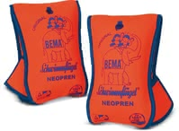 Happy People BEMA Armbands Neoprene -  * BEMA's floaties are suitable for children at the age of one year and up and help our little one learn to swim.