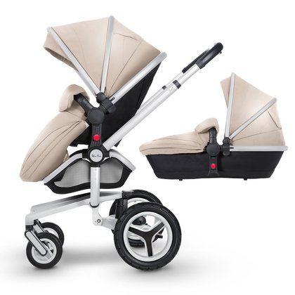 Silver Cross Stroller SURF 2 -  * With its outstanding strollers the British premium brand Silver Cross provides new parents with the most valuable and unique start to a new stage of life. Only the best – the stroller SURF 2 combines modern technology with a trendy and stylish design.