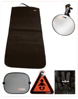 BeSafe Reboard Kit -  * BeSafe's Reboard Kit contains everything needed for child car seats that are installed in a rear facing mode.