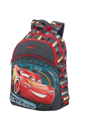 Samsonite Backpack Cars 3 -  * Perfect for littler explorers – Samsonite's backpack Cars 3 is the ideal companion for all your little Cars fan's adventures.