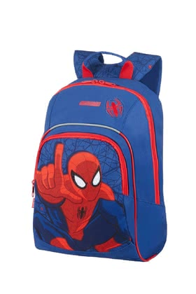 Samsonite Backpack Spider-Man -  * Perfect for littler explorers – Samsonite's backpack Spider-Man is the ideal companion for all your little Spider-Man fan's adventures.