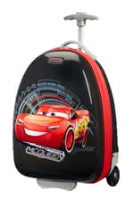 Samsonite Trolley Cars 3 -  * Let the next holiday season begin with Samsonite's trolley Cars 3. This super cool suitcase is going to be the perfect companion for every little Disney fan.