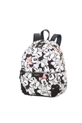 Samsonite Backpack Minnie Pastel -  * The trendy backpack Minnie Pastel by Samsonite is going to be your little one's most favourite item. It is the perfect accessory for all children and those young at heart Minnie fans.