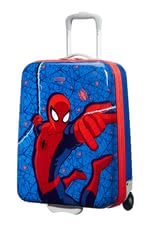 Samsonite Trolley Spider-Man -  * Let the next holiday season begin with Samsonite's trolley Spider-Man. This super cool suitcase is going to be the perfect companion for all little heroes.