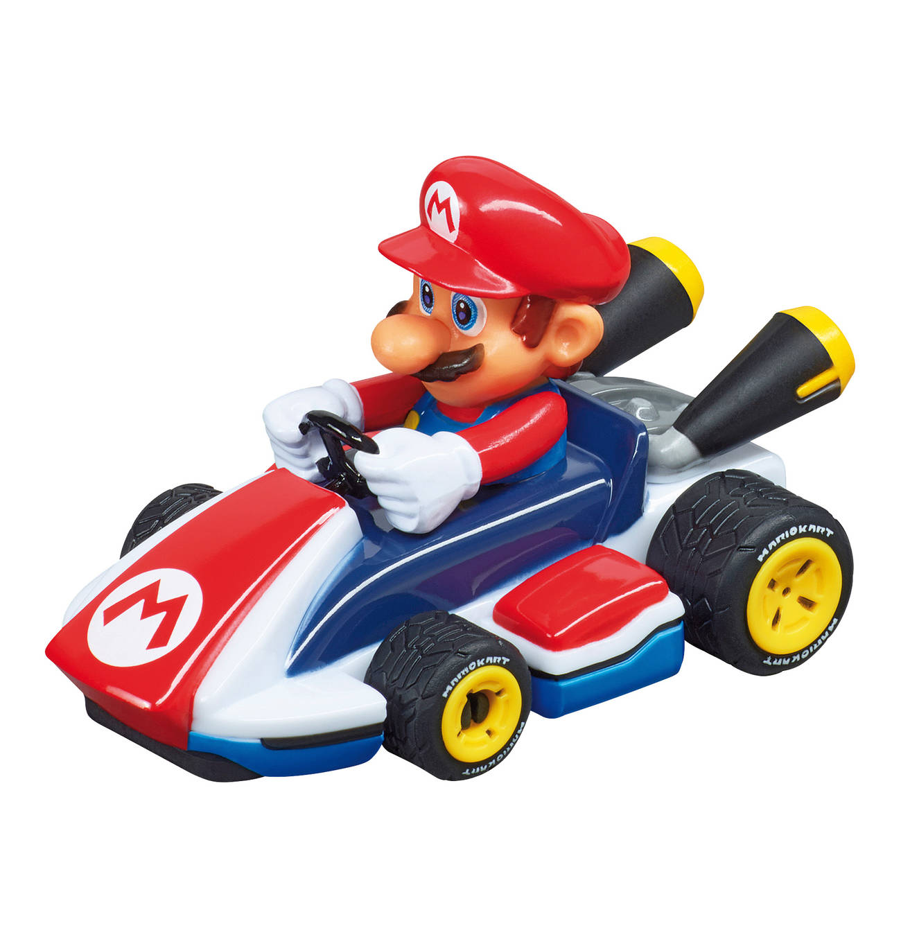 carrera mario kart race track instructions