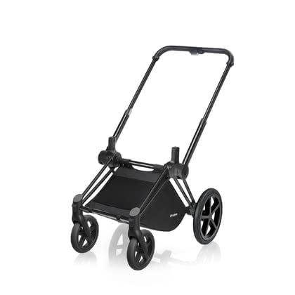 Cybex PRIAM frame incl. Wheel set Trekking -  * The elegant frame of the Cybex stroller PRIAM is a multi-functional treat for everyone who is off for an adventure.