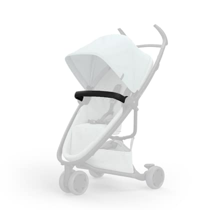 Quinny Zapp Safety Bar -  * The Quinny Zapp Bumper Bar is the perfect accessory to add some more comfort to your buggy. Attached to the chassis it offers your child more protection while being out and about.