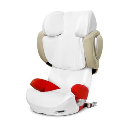 Cybex Summer Cover for Car Seat Solution Q3-fix -  * The Cybex Summer Cover, suitable for the Car Seat Solution Q3-fix, is the perfect accessory for hot summer days and prevents your little one from sweating.