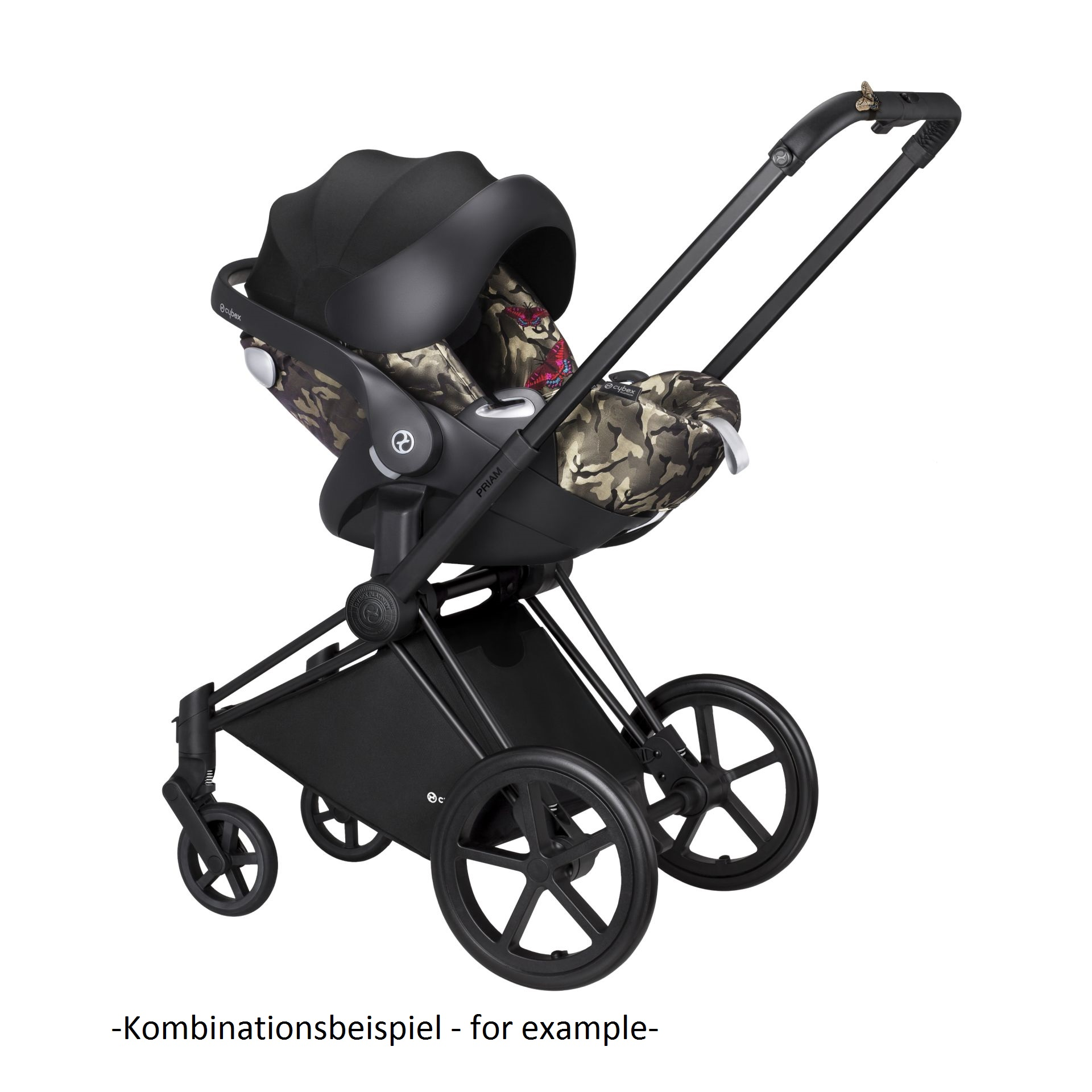 cybex platinum butterfly infant carrier cloud q 2018 buy. Black Bedroom Furniture Sets. Home Design Ideas