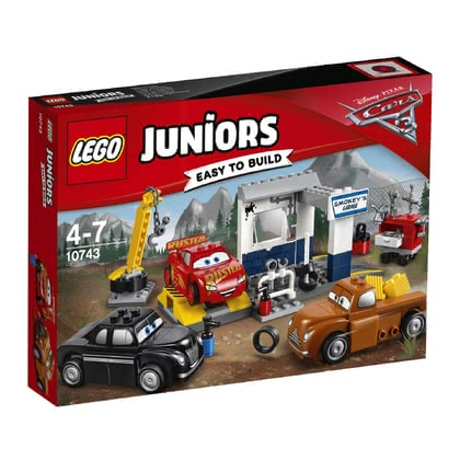 LEGO Juniors Smokeys garage - large image