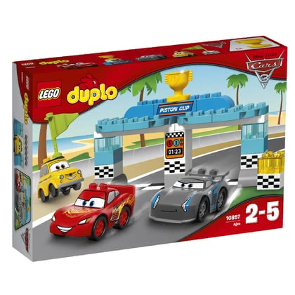 LEGO Duplo Piston Cup race 2017 - large image