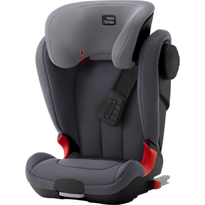 Britax Römer Child Car Seat KIDFIX XP SICT – Black Series -  * The Britax Römer Car Seat KIDFIX XP SICT – Black Series combines outstanding side impact protection with trendy design and bright colours. Many customers have requested a car seat with a black shell that matches the dark interior of their car. That is why Britax Römer has designed the chic and timeless KIDFIX XP SICT – Black Series.