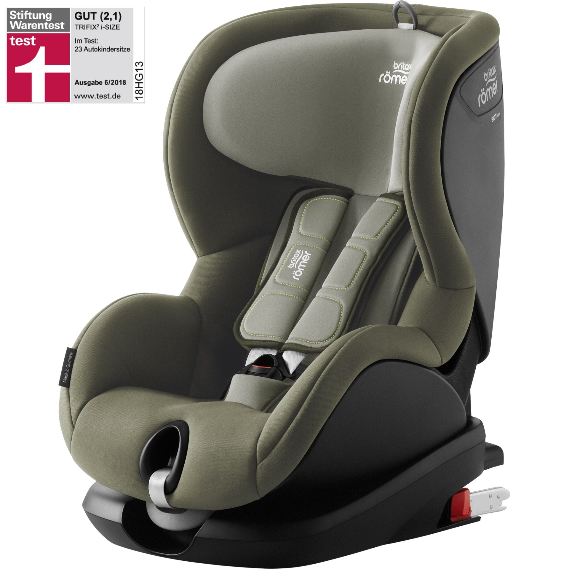 britax r mer child car seat trifix i size 2018 olive green. Black Bedroom Furniture Sets. Home Design Ideas