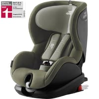 Britax Römer Child Car Seat Trifix i-Size -  * Safe all-around – the Britax Römer car seat Trifix i-Size is the first car seat to offer the safety standards according to i-Size. Suitable for your little one with a body size of 76 to 105 cm, the seat offers enough space and comfort.