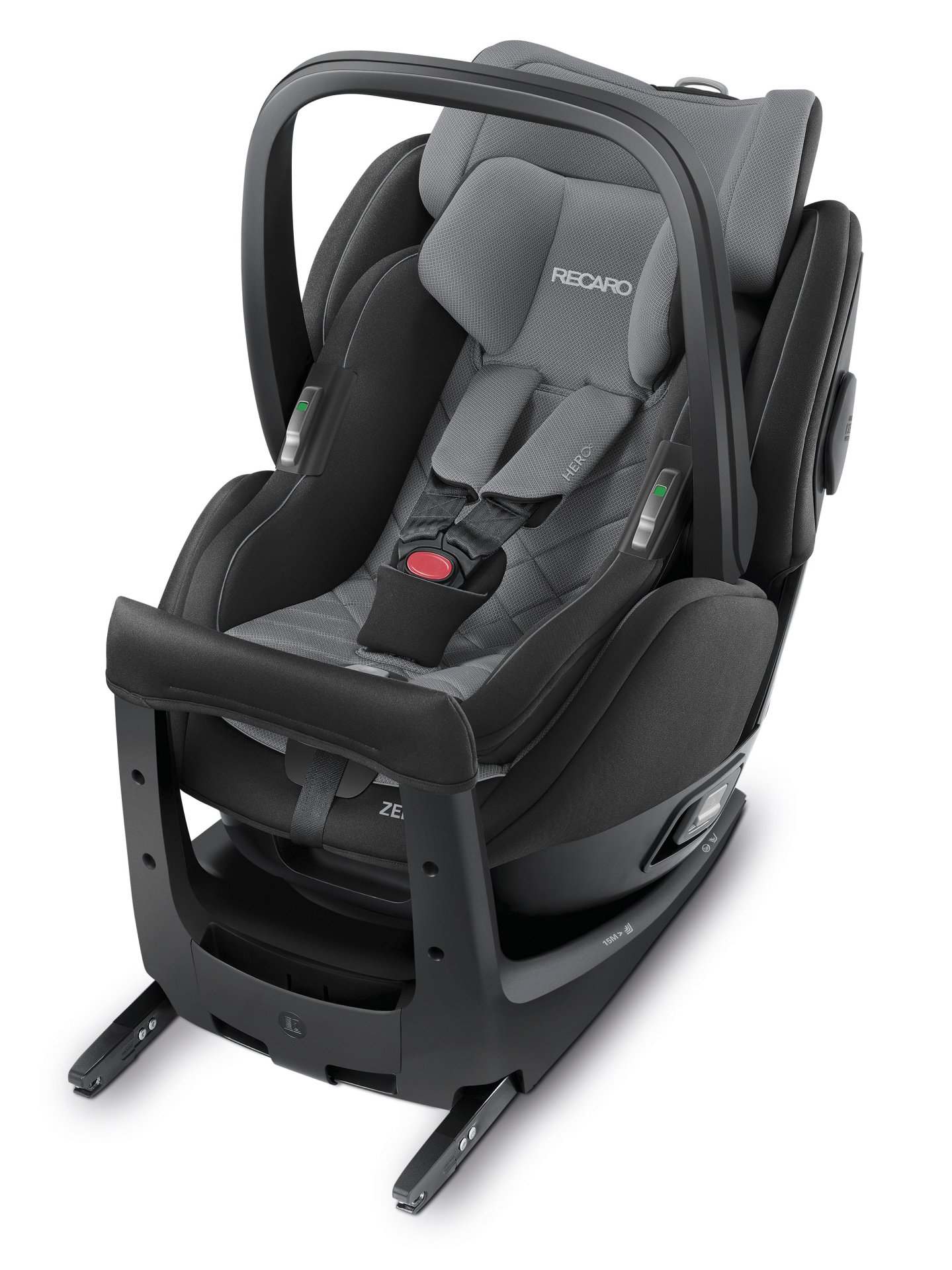 recaro zero 1 elite i size 2018 carbon black buy at. Black Bedroom Furniture Sets. Home Design Ideas