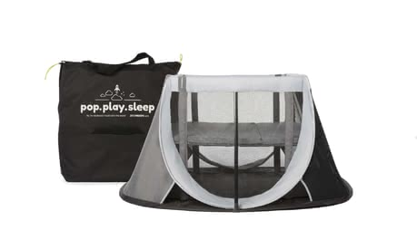 Aeromoov Travel Cot Instant -  * Fast set up, versatile and innovative – thus is the unique travel cot form Aeromoov described. It meets the strictest safety standards.