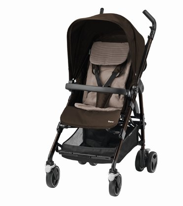 Maxi-Cosi Buggy Dana Earth brown 2017 - large image