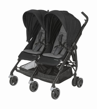 Maxi-Cosi Buggy Dana For2 Nomad Black 2019 - large image