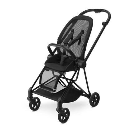 Cybex Platinum MIOS Chassis and Seat Unit -  * Breathable on hot summer days – the innovation mesh-cover adapts elegantly to the Cybex MIOS' stylish design. Light in weight, slender in shape and elaborate functionality offering highest comfort make this buggy an absolute must-have.