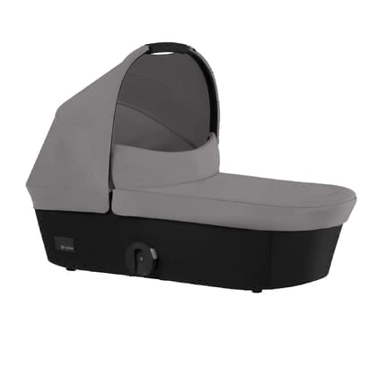 Cybex Platinum MIOS Carrycot -  * Being out and about on strolls through town or in the country right from birth is no problem with the Cybex Platinum Carrycot, since it easily transforms your buggy MIOS into a comfortable high-quality stroller.
