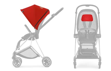 Cybex Platinum MIOS Colour Pack -  * The Cybex Platinum Colour Pack makes your trendy buggy MIOS complete.