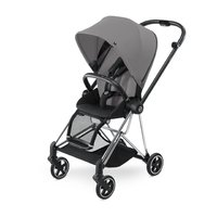 Cybex Platinum Buggy MIOS Complete Set including Colour Pack and Comfort Insert -  * Breathable even on hot summer days – the innovative mesh cover adds the right oomph to the elegant and stylish design of the Cybex MIOS. Light in weight, slender in shape and elaborate functionality offering highest comfort make this buggy an absolute must-have.
