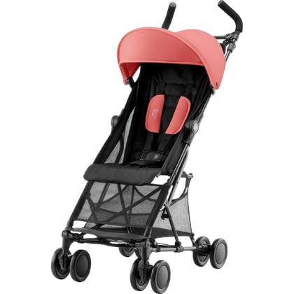 Britax Römer Buggy Holiday 2 -  * The Buggy Holiday2 is the latest member of the Britax Römer family and a perfect companion for your travels. With this handy lightweight buggy, you can easily reach almost any destination.