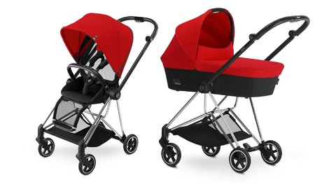 Cybex Platinum Buggy MIOS Complete Set including Colour Pack and Carrycot -  * Breathable even on hot summer days – the innovative mesh cover adds the right oomph to the elegant and stylish design of the Cybex MIOS. Light in weight, slender in shape and elaborate functionality offering highest comfort make this buggy an absolute must-have.