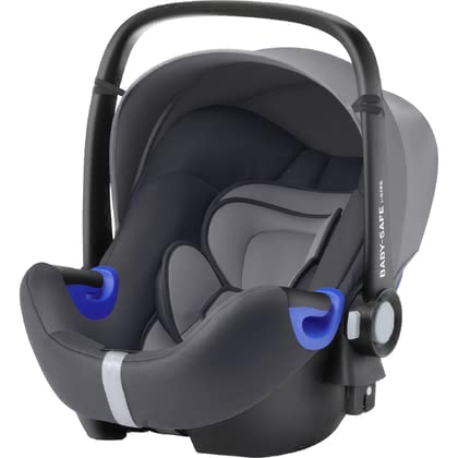 Britax Römer Infant Car Seat Baby Safe i-Size -  * The Britax Römer Infant Car Seat Carrier Baby Safe i-Size provides your child with plenty of space to grow and features a flat recline position.