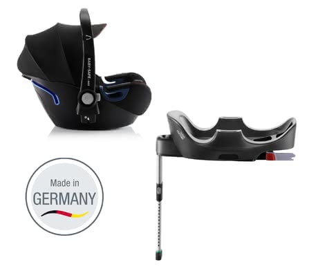 Britax Römer Infant Car Seat Baby Safe 2 i-Size including i-Size Base -  * The Britax Römer Infant Car Seat Carrier Baby Safe 2 i-Size provides your child with plenty of space to grow and features a flat recline position.