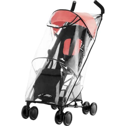 Britax Römer Rain Cover for Buggy Holiday -  * The Britax Römer Rain Cover for the buggy Holiday provides optimum protection for your child when you are out and about on a cold and rainy day.
