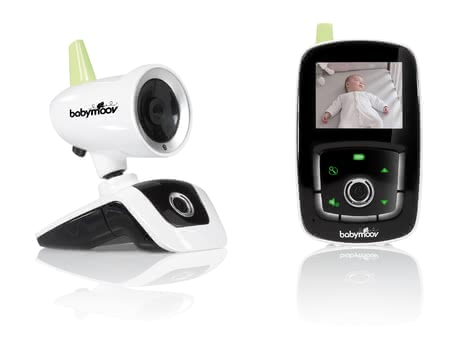 Babymoov Visio Care III Baby Monitor -  * Babymoov's Visio Care III watches over your sleeping child in an acoustic and visual way.