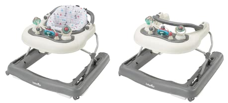 Babymoov Walker 2 in 1 -  * Babymoov's walker 2 in 1 helps your little one learn to walk in a playful way.