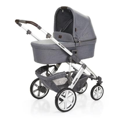 ABC-Design Multi-Functional Stroller Salsa 4 -  * Being dynamic, light in weight and super easy to manoeuvre, the Salsa 4 stands out as the perfect companion for all energetic parents. Its trendy design makes this multi-functional stroller by ABC-Design most appealing to stylish parents.