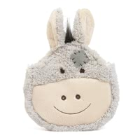 "Grünspecht ""My Little Warming Friend"" -  * The cute little faces of Grünspecht's ""My little Warming Friends"" do not only delight your little one, they also warm your child when he or she is cold and give off gentle heat when they have aches or pains."