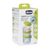 Chicco Easy Meal Baby Food System 6+ -  * Chicco's Easy Meal System makes everyday life with a tiny human a lot easier. Right from breastfeeding time to the weaning period, this entire system provides you with great possibilities to store formula, snacks and the like.