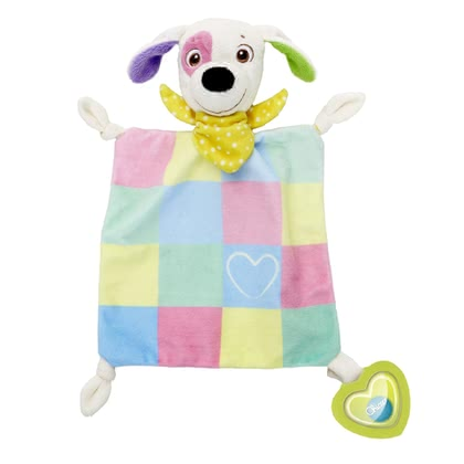 Chicco First Love Cuddly Blanket Charlie -  * Chicco's First Love Cuddly Blanket Charlie is a real treat for your new-born child or else a cute little present to give away to expecting moms.