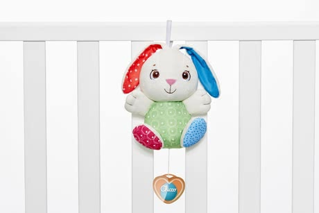 Chicco First Love Music Box Fluffy the Rabbit - Chicco's First Love Music Box Fluffy the Rabbit is a real treat for your new-born child or else a cute little present to give away to expecting moms.